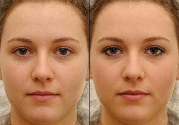 Here's Why You're Wearing More Makeup Than Everyone Thinks You Need To