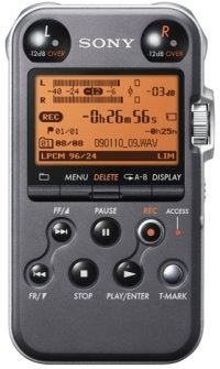 """Sony PCM-M10 Provides Some Pro Features at """"Budget"""" Price"""
