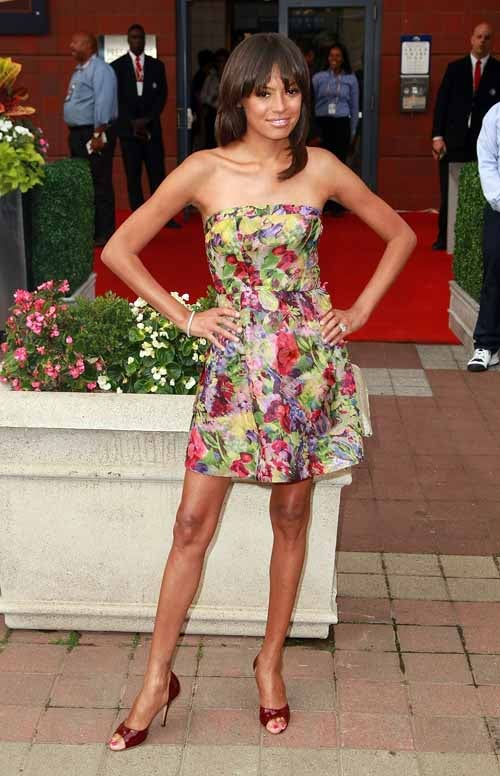 One, Love: Fashions Score At The US Open Gala