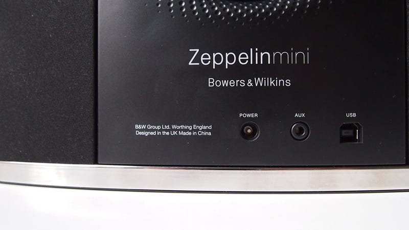 Bowers & Wilkins Zeppelin Mini Gallery