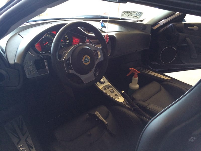 Pics Of My Friend's 2012 Lotus Evora