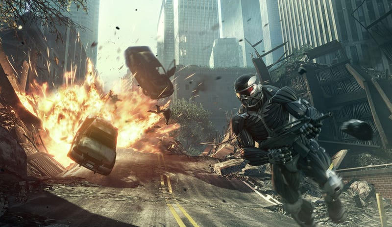 Microsoft Thought About Buying the Guys Who Make Crysis