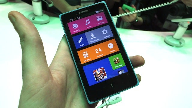 Nokia X Hands-On: It's Android, But Not as You Know It