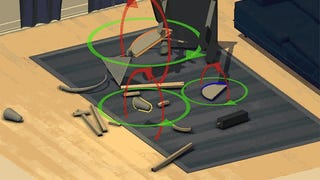 A Game Where You Build Ikea Furniture Without Instructions Is Madness