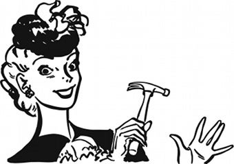 Women Dominate The DIY World
