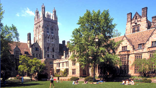 Yale University Discovers Firsthand the Awful Results of Gender Cohabitation