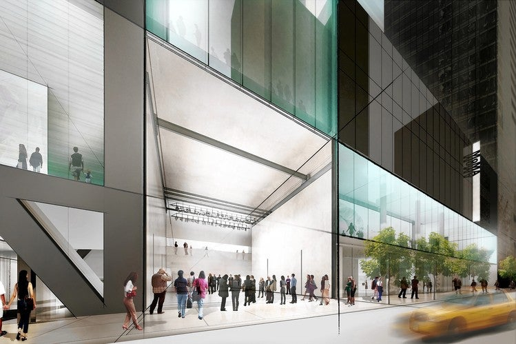 Cannibal Buildings! Why MoMA Is Eating Its Next Door Neighbor