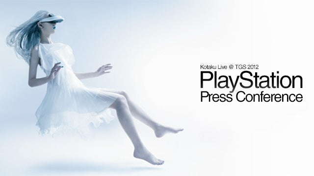 Join Us Live, Right Now, For Sony's Big PlayStation Press Conference