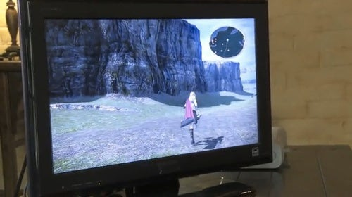 Pop Diva Checks Out Final Fantasy XIII On Xbox 360 and PS3