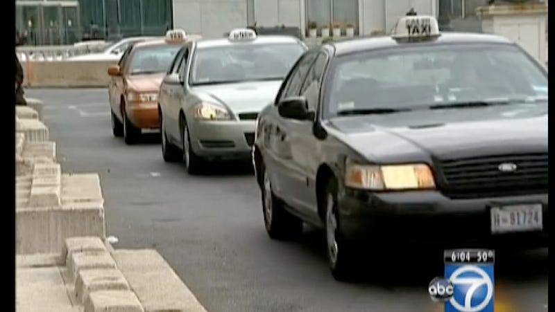 D.C. Cab Commissioner Says Cabbies Have Been 'Manhandling' Passengers