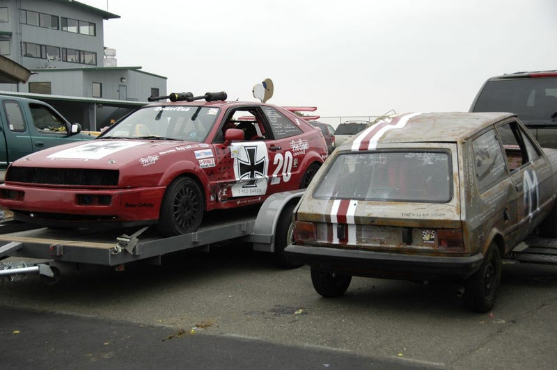 24 Hours Of LeMons Arse Freeze-A-Palooza Über Gallery: The Other Germans