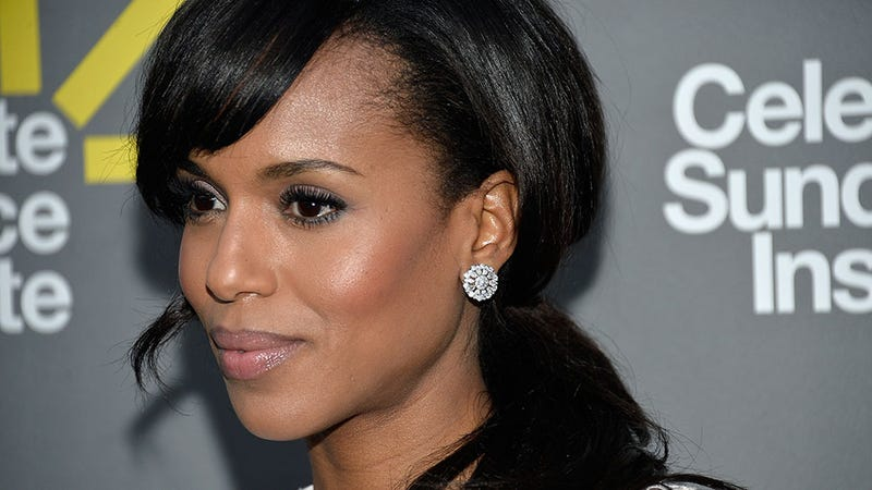 Kerry Washington: I've Never Been Bothered by the Lesbian Rumor