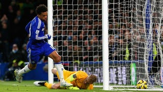 Premier League Title All But Wrapped Up As Chelsea And City Draw