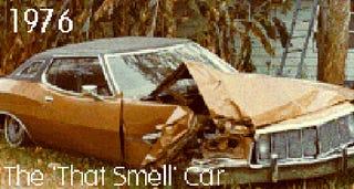 Whiskey Bottle, Brand New Car: Gary Rossington's Torino
