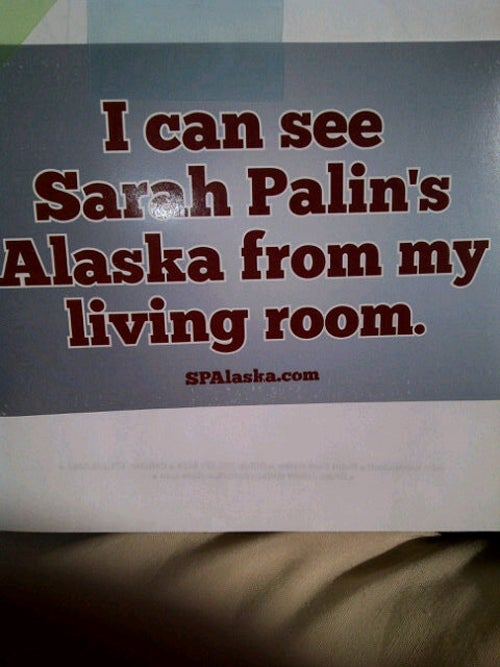 Sarah Palin Utilizes Her Own Bad Press For Reality Show