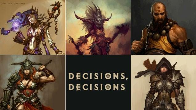 Which Diablo III Class Is Best?