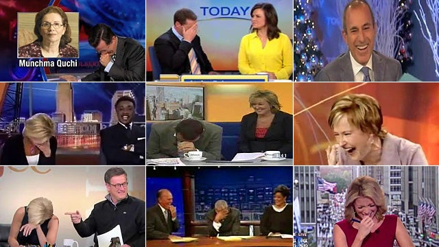 They'll Lose It Live: 16 of the Best On-Air Laughing Fits