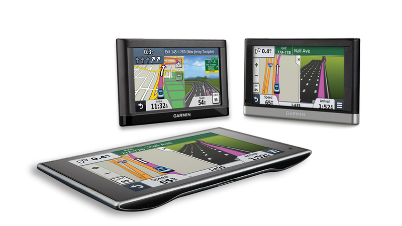 Garmin's 2013 Navigation Systems Give Directions Based on Landmarks