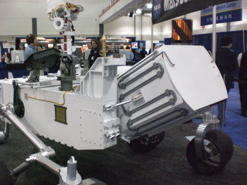 Looking for Life on Mars with the Next Generation Rover