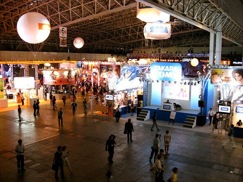 Dwindling Tokyo Game Show Hopes To Be World's Biggest Game Gathering