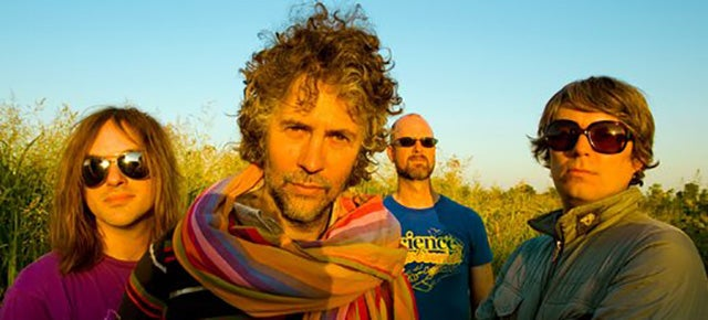 A Flaming Lips Album Syncs With Dark Side of the Moon and Wizard of Oz