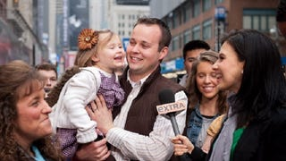 Josh Duggar's Police Records Have Been Destroyed
