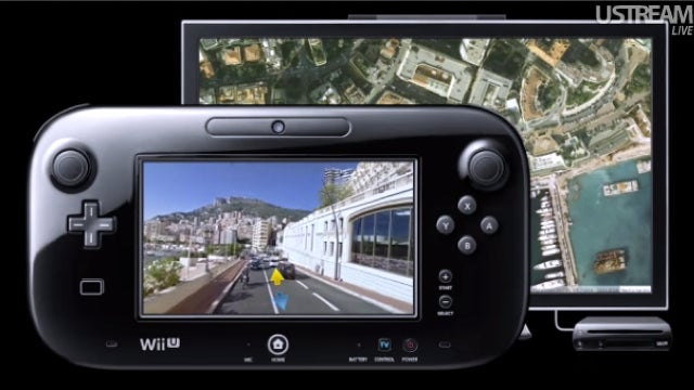 Nintendo Is Bringing Google Street View to the Wii U