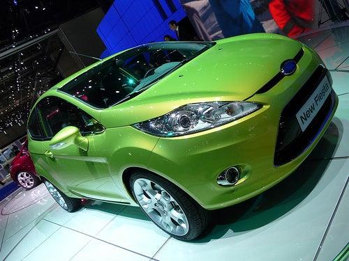 Diesel Ford Fiesta Smokes Prius, Gets 62.5 MPG