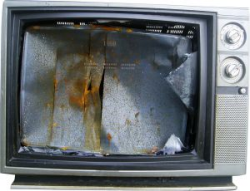 Save money by turning off the TV - forever!