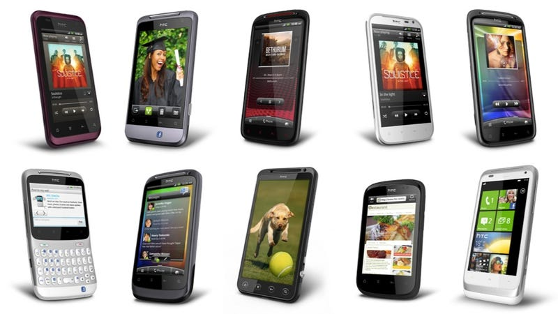 HTC to Stop Making So Many Goddamn Phones