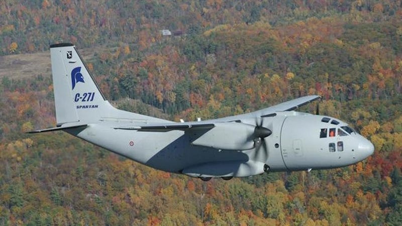 Air Force Is Sending Brand New Cargo Planes Straight to the Boneyard