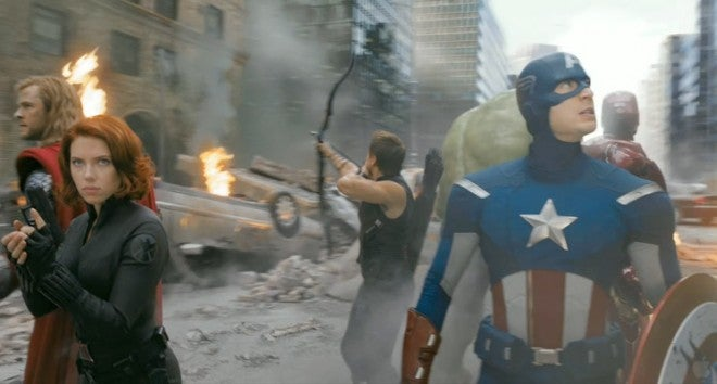 Is Hawkeye from The Avengers the world's worst archer?