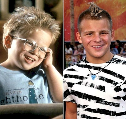 Jonathan Lipnicki Is a High School Girl from Nebraska