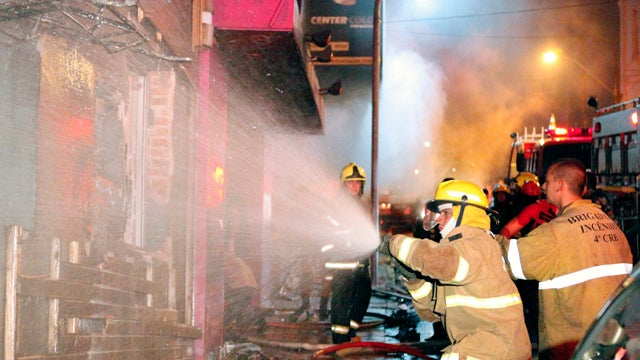 Was the Front Door Locked at Kiss Nightclub When Deadly Fire Broke Out?