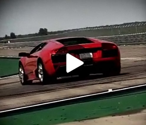 Car-On-Car Action Video Gets Us Hot And Bothered For The Weekend