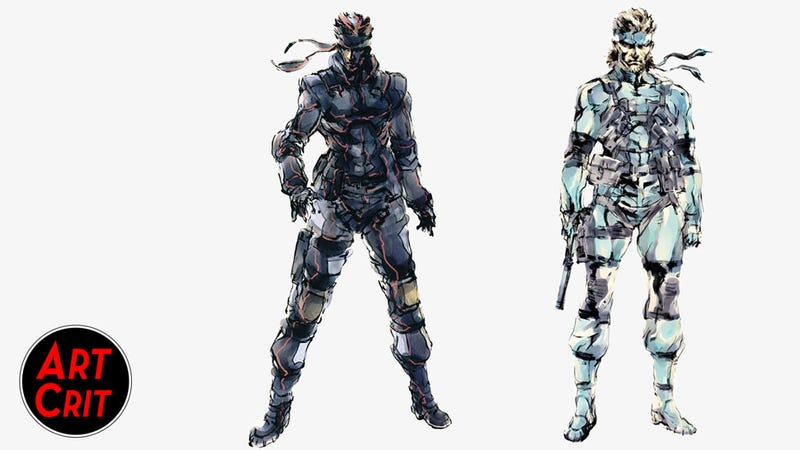 Show Us What You Love and Hate About Solid Snake's Character Design