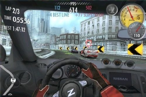 Need for Speed Shift iPhone Preview: Need For Cornering