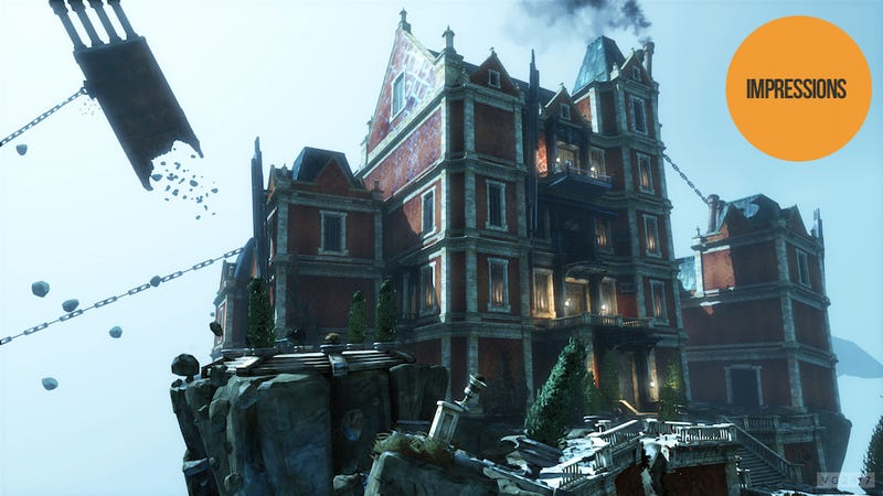 Dunwall City Trials: A Welcome Addition To Dishonored