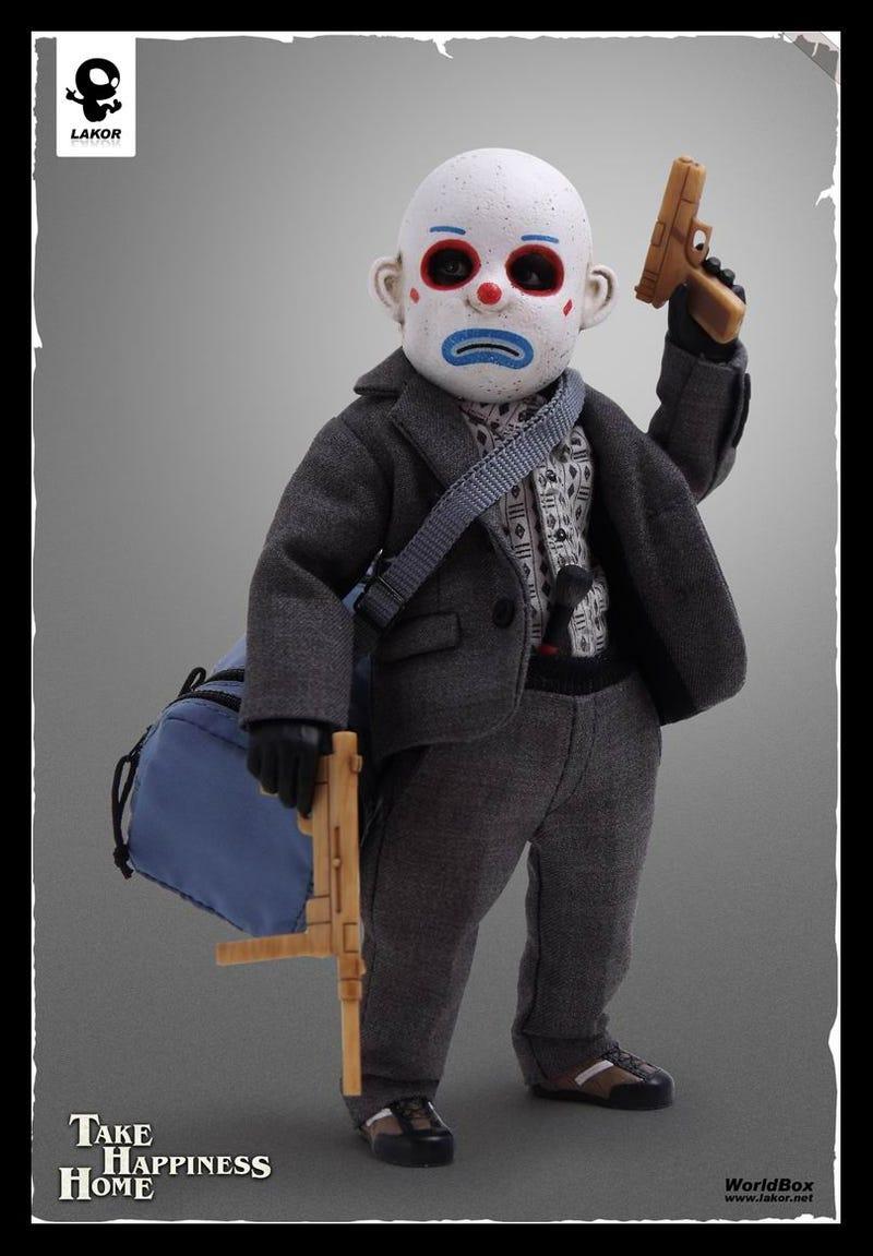 Please let this Joker Jr. Doll inspire a Dark Knight Babies line