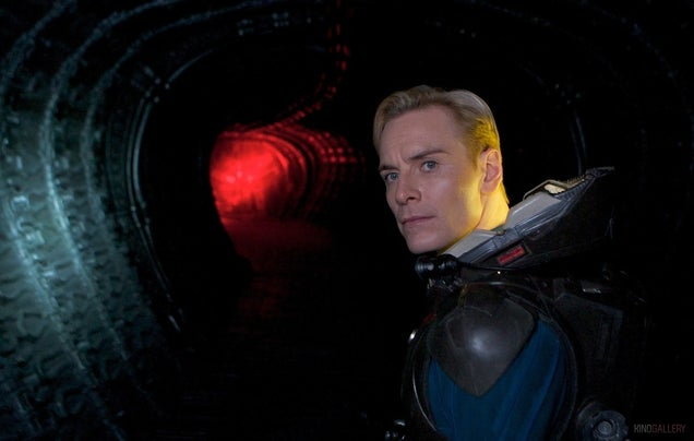 The best part of Prometheus isn't the aliens
