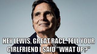 Piquet vs Hamilton