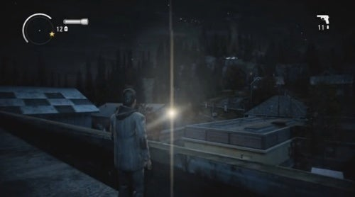 Shine A Light On This Alan Wake Gameplay Clip