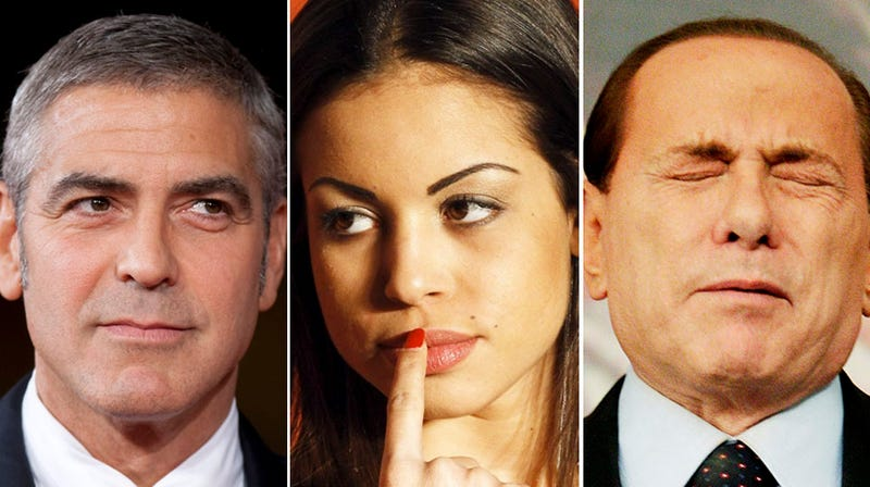George Clooney's Role in Italian Sex Party to Be Investigated