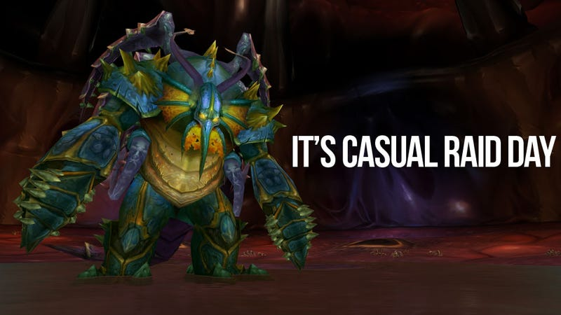 World of Warcraft 4.3: Dragon Soul Ushers in a New Age of Casual Raiding