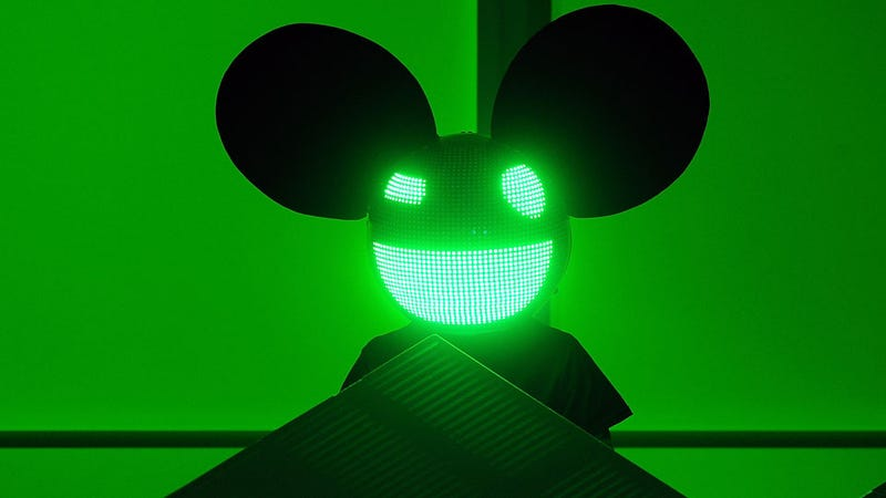 Why Does deadmau5 Request a 5-Foot Tall Inflatable Animal in His Rider?