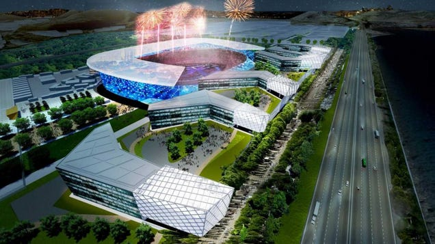 The Four U.S. Cities That Want to Host the 2024 Olympics
