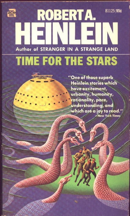 Robert Heinlein And The 100 Year Starship Study