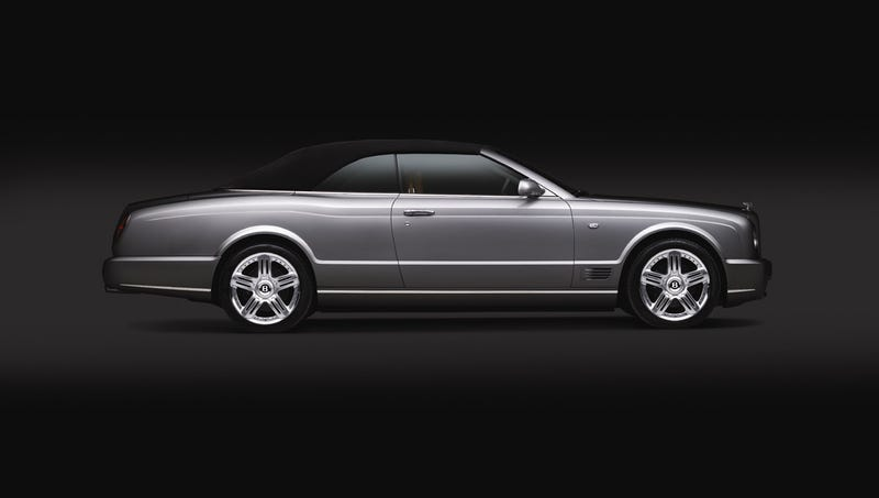 Bentley Azure T: More Sensuously Senseless Luxury Coming To LA