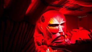 First Look Inside the <em>Attack on Titan</em> Exhibit