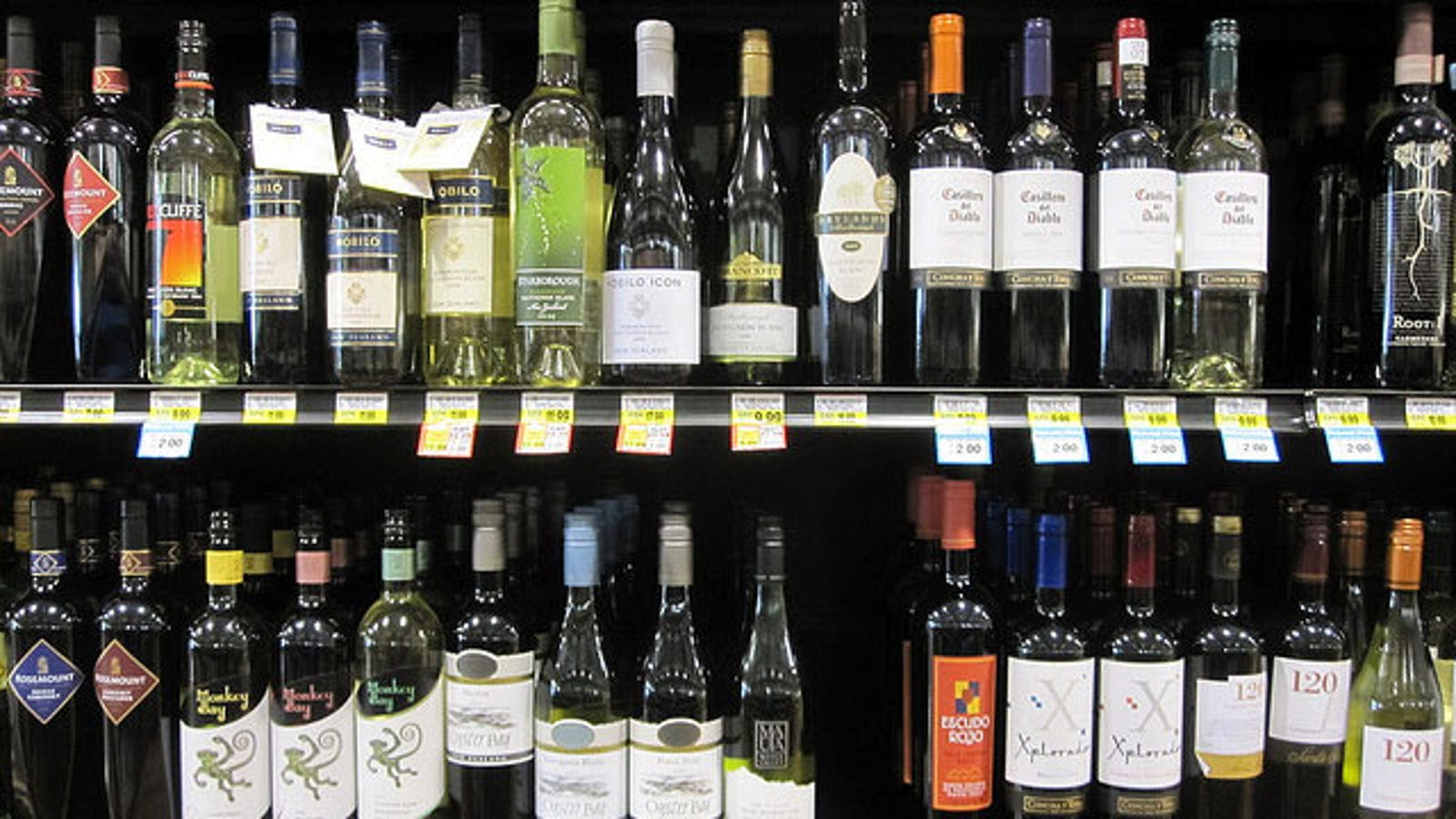 Difference Between Cheap Expensive Wine forecast